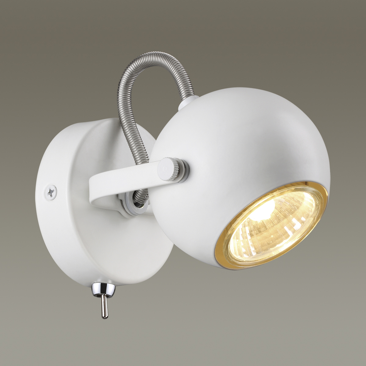 Подсветка  ODEON LIGHT арт. 3804/1W