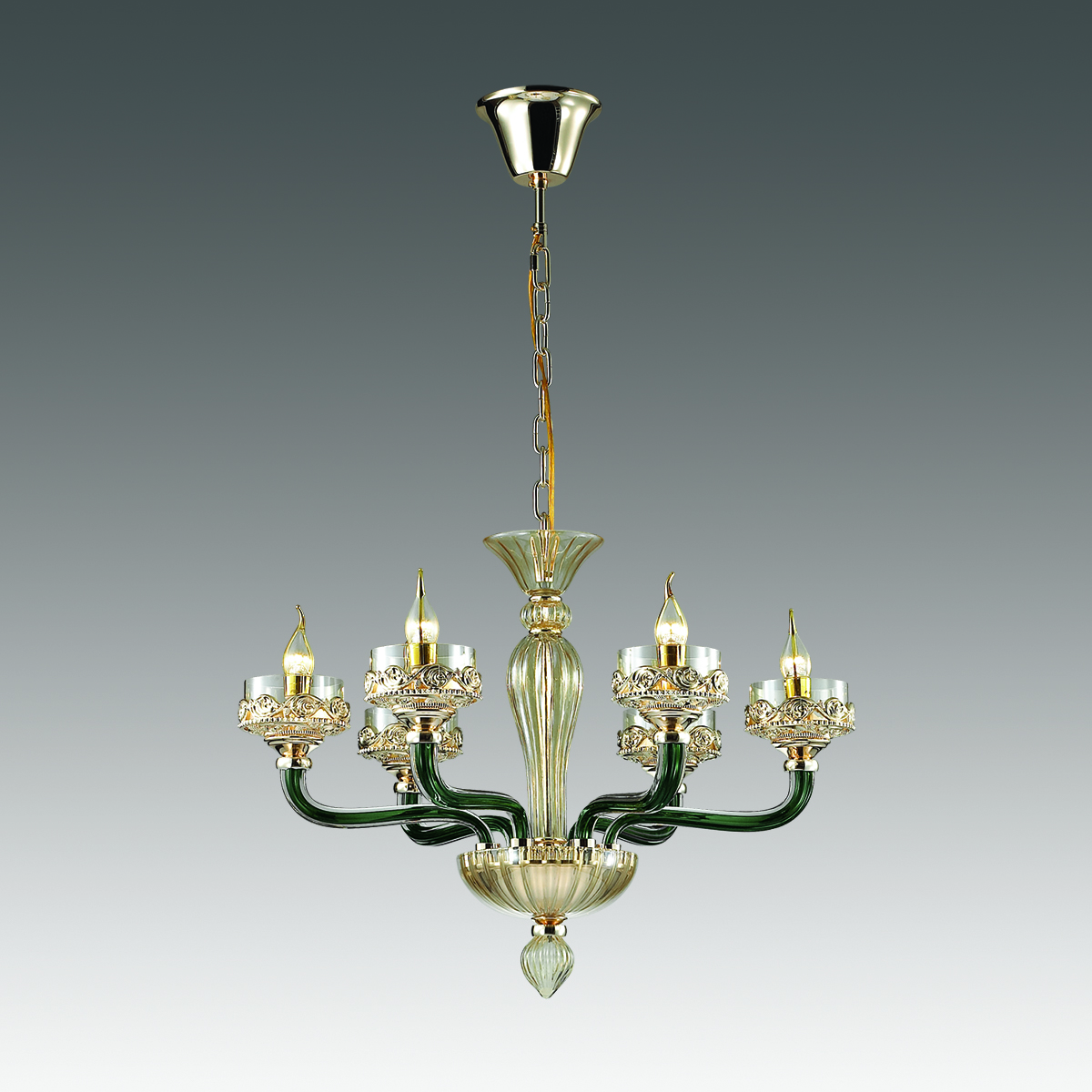 Люстра ODEON LIGHT арт. 4001/6
